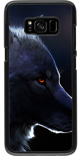 Coque Samsung Galaxy S8 - Wolf Shape