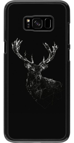 Coque Galaxy S8+ - Abstract deer