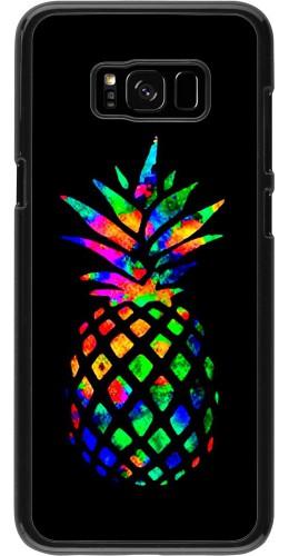 Coque Samsung Galaxy S8+ - Ananas Multi-colors