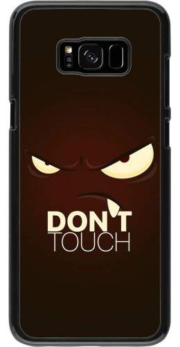 Coque Samsung Galaxy S8+ - Angry Dont Touch