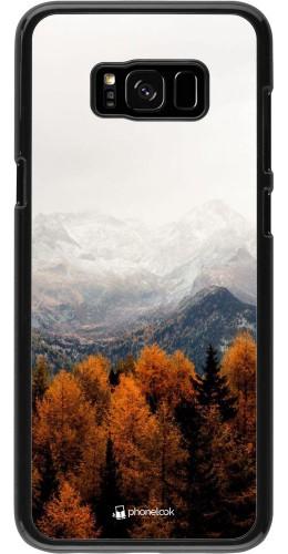 Coque Samsung Galaxy S8+ - Autumn 21 Forest Mountain