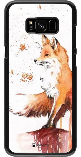 Coque Samsung Galaxy S8+ - Autumn 21 Fox