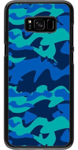 Coque Samsung Galaxy S8+ - Camo Blue