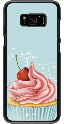 Coque Samsung Galaxy S8+ - Cupcake Love You