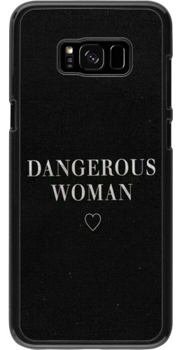 Coque Galaxy S8+ - Dangerous woman