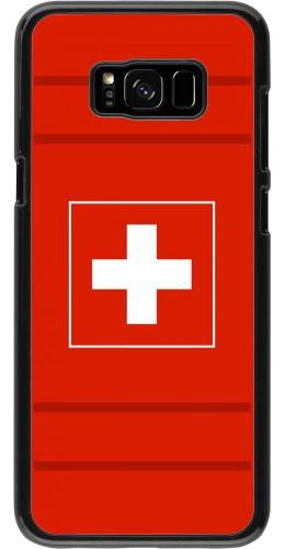 Coque Samsung Galaxy S8+ - Euro 2020 Switzerland