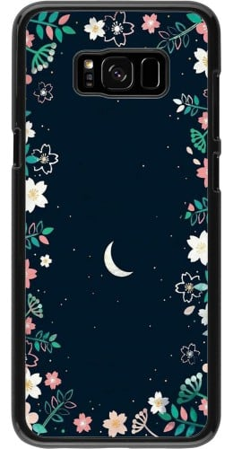 Coque Samsung Galaxy S8+ - Flowers space
