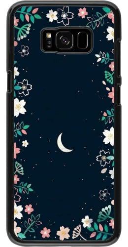 Coque Samsung Galaxy S8+ - Flowers space