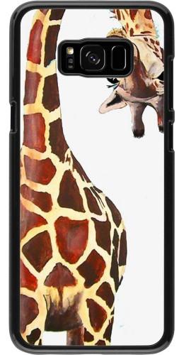 Coque Samsung Galaxy S8+ - Giraffe Fit