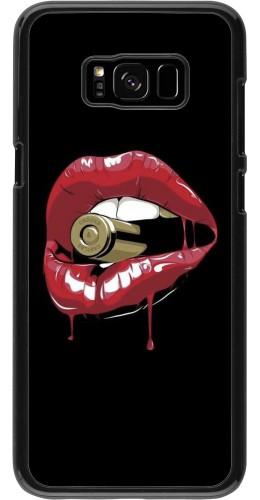 Coque Samsung Galaxy S8+ - Lips bullet