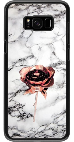 Coque Samsung Galaxy S8+ - Marble Rose Gold