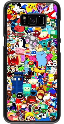 Coque Samsung Galaxy S8+ - Mixed cartoons