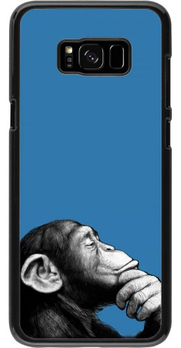 Coque Samsung Galaxy S8+ - Monkey Pop Art