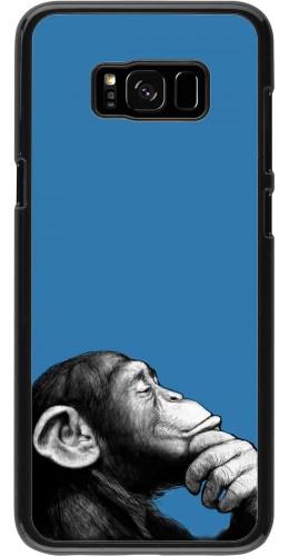 Coque Samsung Galaxy S8+ - Monkey Pop Art