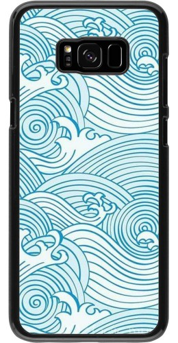Coque Samsung Galaxy S8+ - Ocean Waves