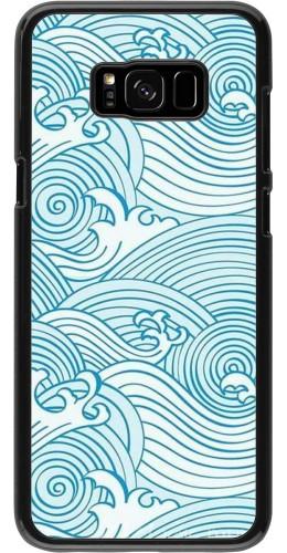 Coque Samsung Galaxy S8+ - Ocean Waves