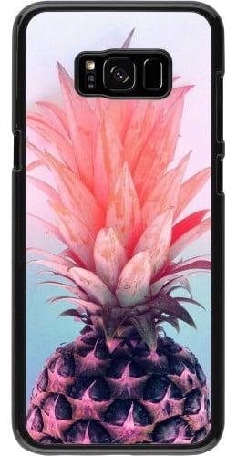 Coque Samsung Galaxy S8+ - Purple Pink Pineapple