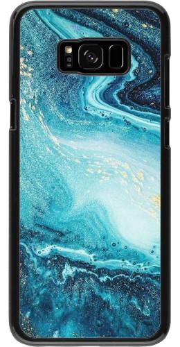 Coque Samsung Galaxy S8+ - Sea Foam Blue