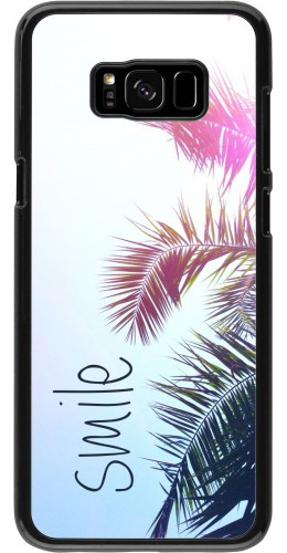 Coque Galaxy S8+ - Smile 05