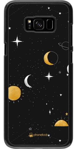 Coque Samsung Galaxy S8+ - Space Vector