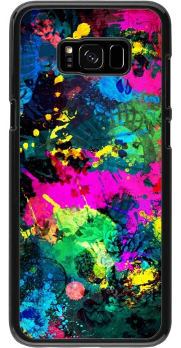 Coque Samsung Galaxy S8+ - splash paint