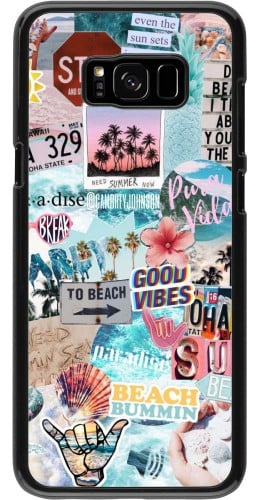 Coque Samsung Galaxy S8+ - Summer 20 collage