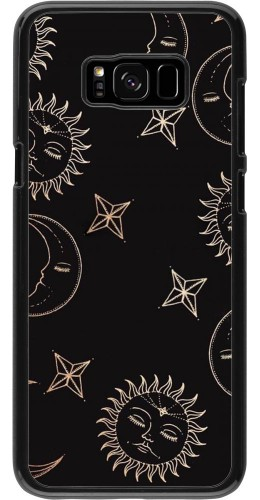 Coque Samsung Galaxy S8+ - Suns and Moons