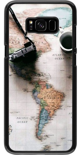 Coque Samsung Galaxy S8+ - Travel 01
