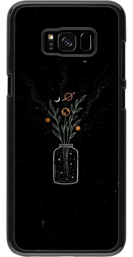 Coque Samsung Galaxy S8+ - Vase black
