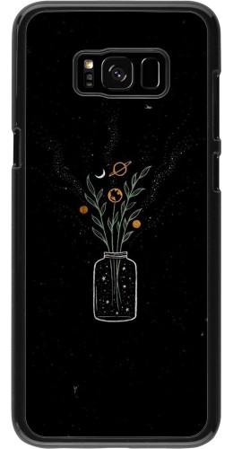 Coque Samsung Galaxy S8+ - Vase black