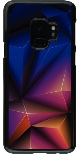 Coque Samsung Galaxy S9 - Abstract Triangles