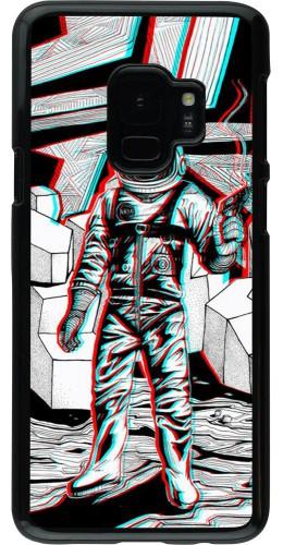 Coque Samsung Galaxy S9 - Anaglyph Astronaut