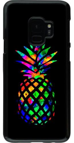 Coque Samsung Galaxy S9 - Ananas Multi-colors