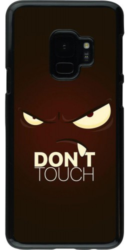 Coque Samsung Galaxy S9 - Angry Dont Touch