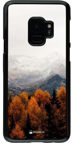 Coque Samsung Galaxy S9 - Autumn 21 Forest Mountain