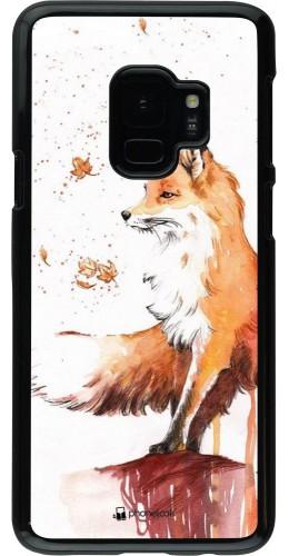 Coque Samsung Galaxy S9 - Autumn 21 Fox