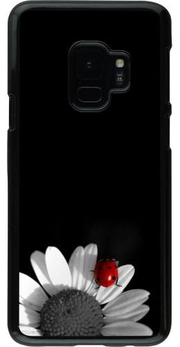 Coque Samsung Galaxy S9 - Black and white Cox