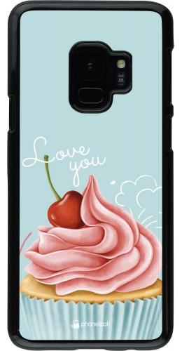 Coque Samsung Galaxy S9 - Cupcake Love You