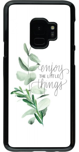 Coque Samsung Galaxy S9 - Enjoy the little things