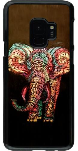 Coque Samsung Galaxy S9 - Elephant 02