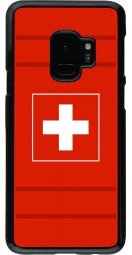 Coque Samsung Galaxy S9 - Euro 2020 Switzerland