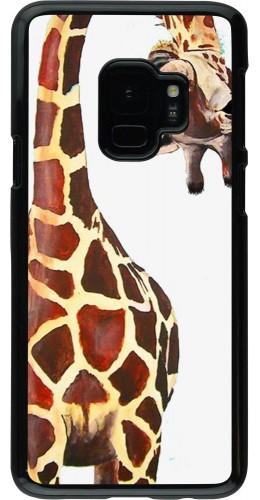 Coque Samsung Galaxy S9 - Giraffe Fit