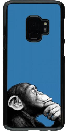 Coque Samsung Galaxy S9 - Monkey Pop Art