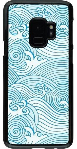 Coque Samsung Galaxy S9 - Ocean Waves