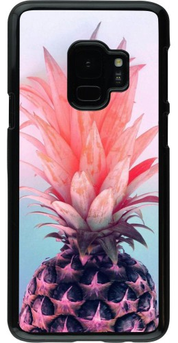 Coque Samsung Galaxy S9 - Purple Pink Pineapple