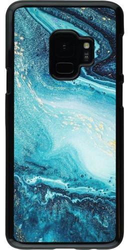 Coque Samsung Galaxy S9 - Sea Foam Blue