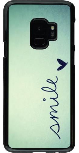 Coque Samsung Galaxy S9 - Smile