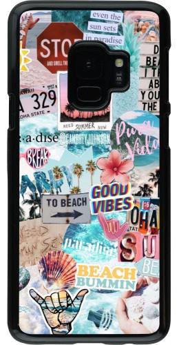 Coque Samsung Galaxy S9 - Summer 20 collage