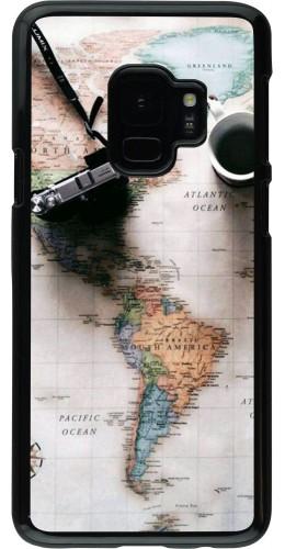 Coque Samsung Galaxy S9 - Travel 01