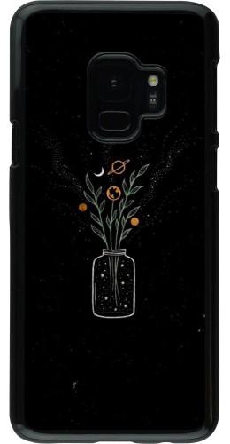 Coque Samsung Galaxy S9 - Vase black